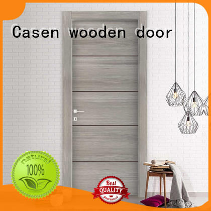 door wooden bathroom door price Casen Brand