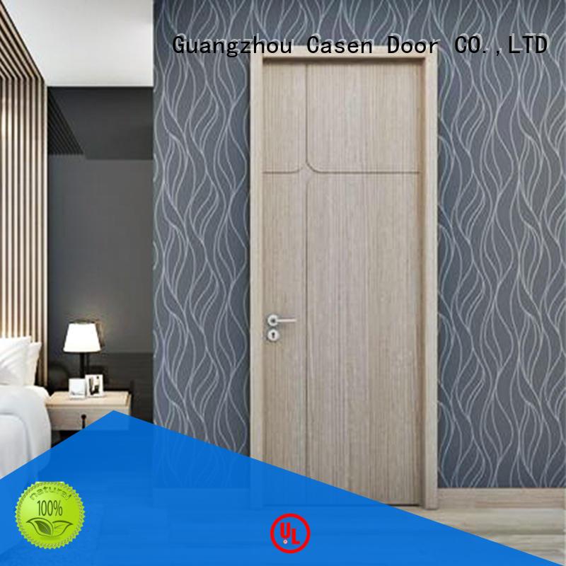 modern wooden doors fashion color modern doors manufacture