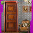 wooden wooden door carved flowers fashion for kitchen
