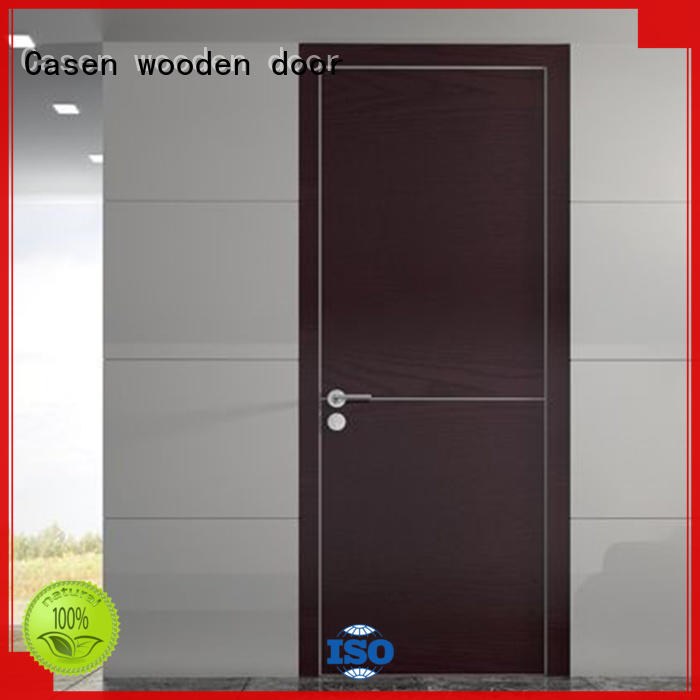 Casen simple design indoor doors at discount for bathroom