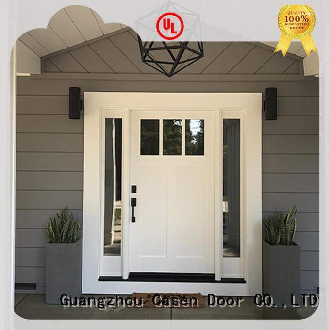 Casen internal glazed doors wholesale for decoration