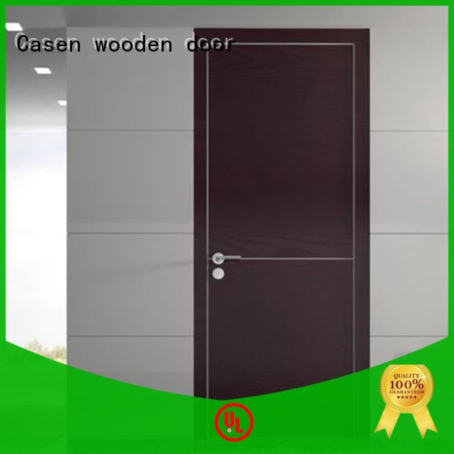 Casen funky new wood door design wholesale for kitchen