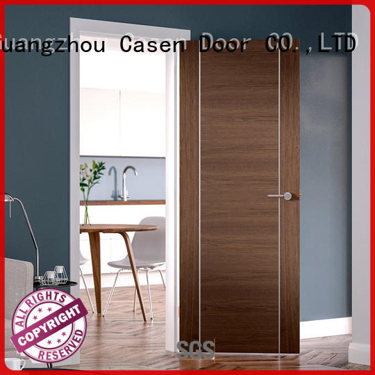 solid wood interior doors door Casen Brand soundproof door