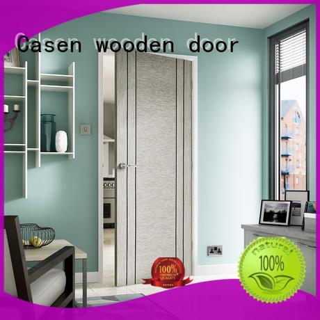 Casen Brand interior door popular solid wood interior doors