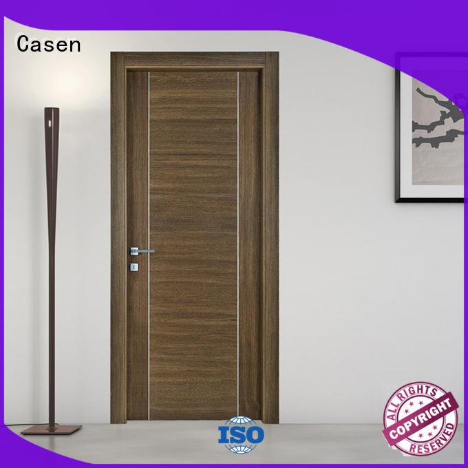 Casen OEM soundproof door natural for store