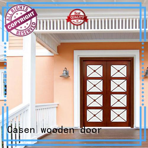 contemporary entry doors main for villa Casen