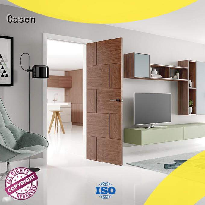 Casen luxury solid wood door for house