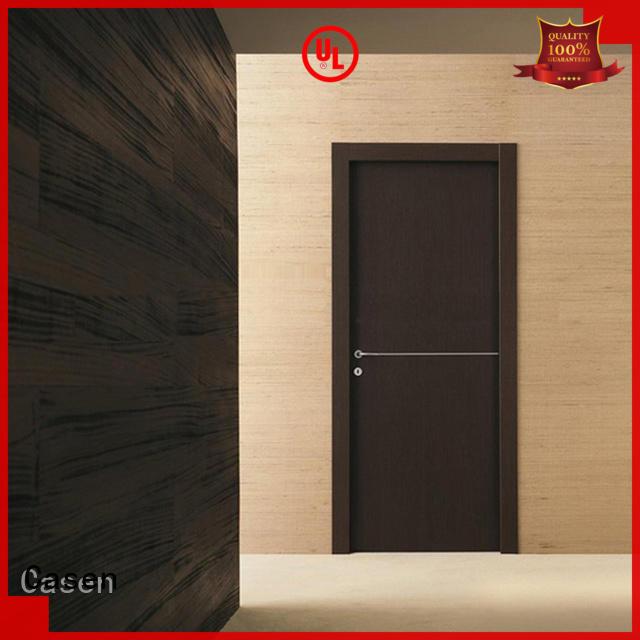 Casen interior soundproof door simple for bathroom