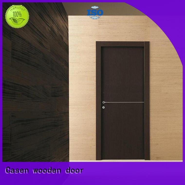 Hot aluminium soundproof door soundproof popular Casen Brand