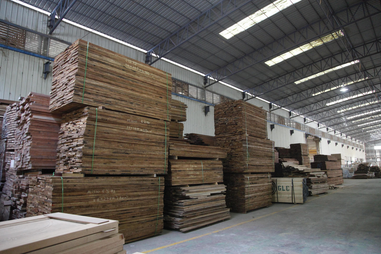Casen high quality interior wood doors cheapest factory price for store