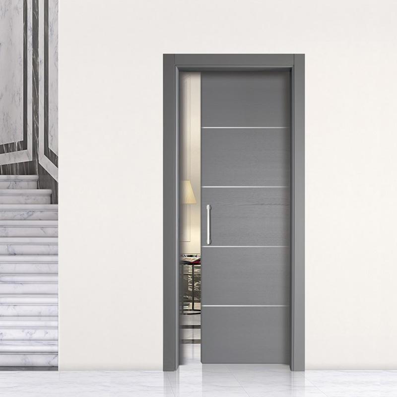 High Quality Half Glass Interior Door, Wooden Bathroom Doors