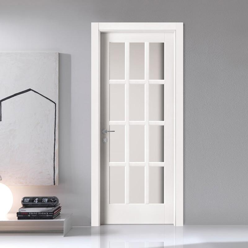 Casen bulk half glass interior door factory for washroom-2