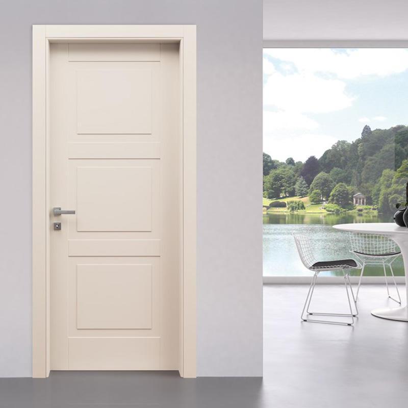 Modern Wood Door Js 6003a
