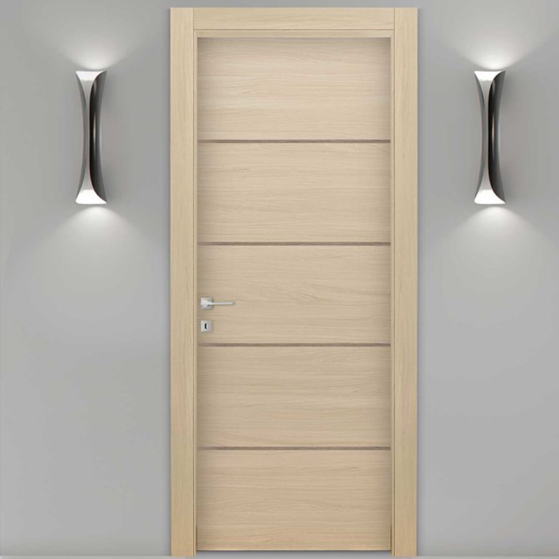 Casen high quality solid wood interior doors custom for washroom-4