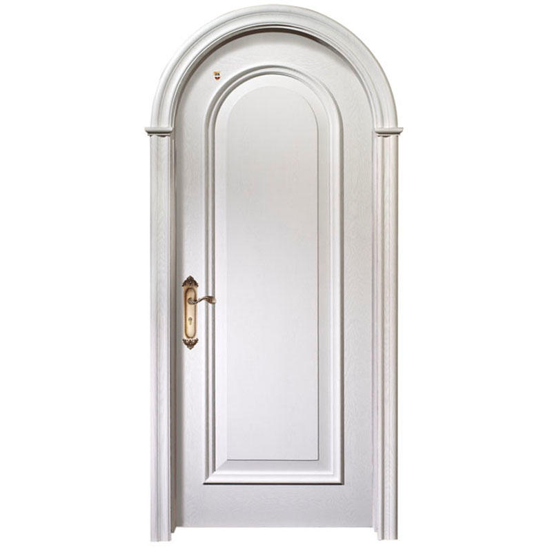 Casen white color luxury internal doors modern for bathroom