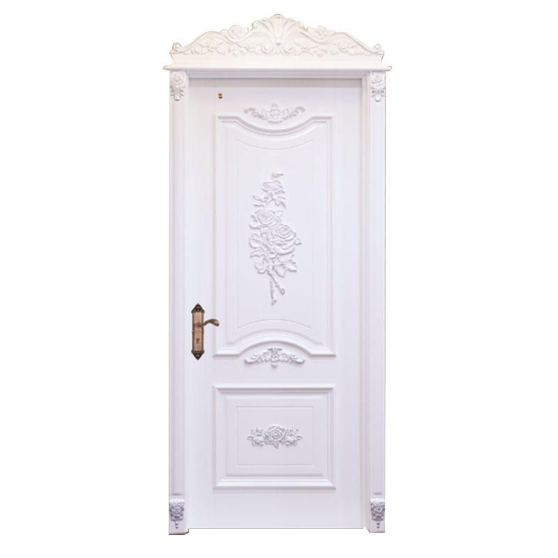 carved flowers fancy doors french design for store decoration