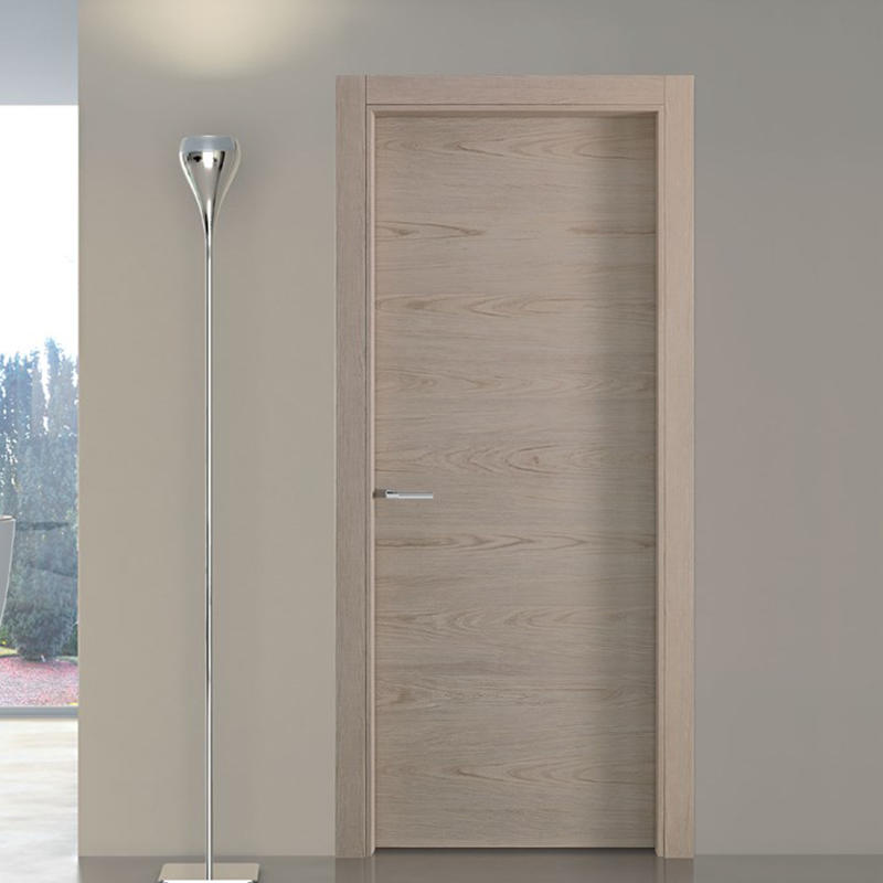 Hot modern wooden doors white Casen Brand