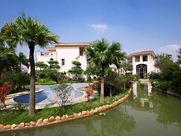Foshan tianshenghaiqinwan villa