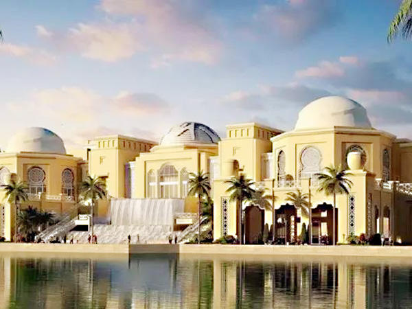 Saudi Arabia hotel