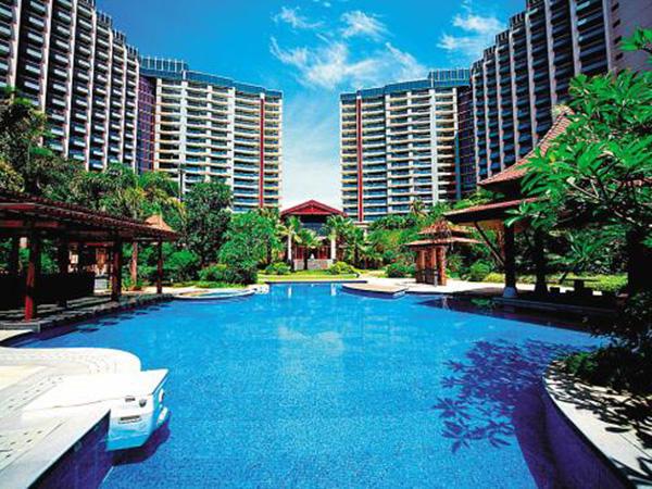sanya qingshuiwan hotel