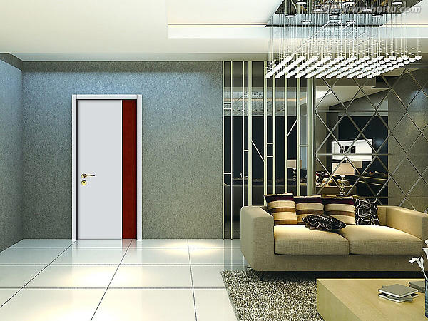 Choose a good door can give the home happiness