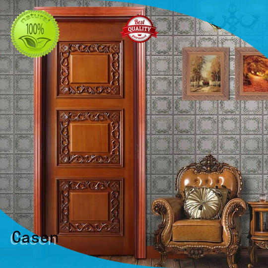 fashion single french Casen Brand luxury doors manufacture