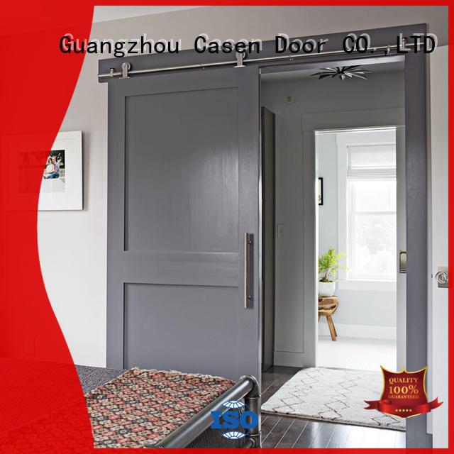 doors inside some mdf barn door Casen manufacture