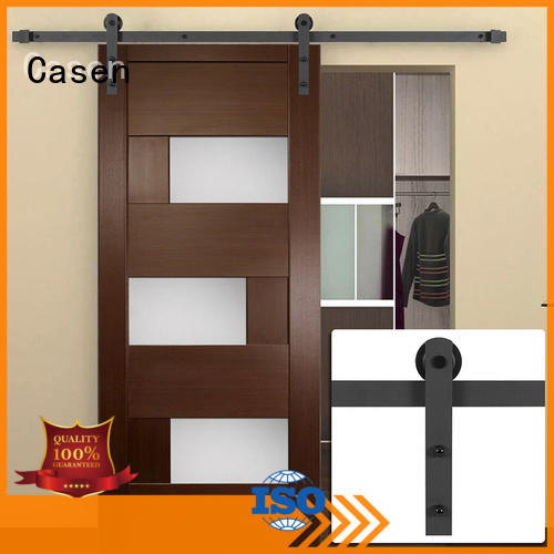 Casen glass interior sliding doors high quality for washroom