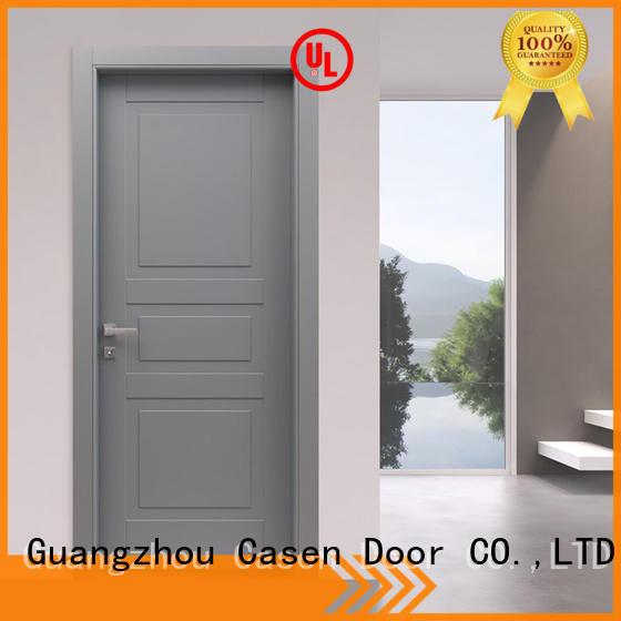 easy Custom simple 4 panel doors plain Casen