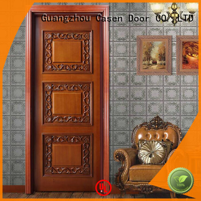 Casen carved flowers american doors french design for kitchen