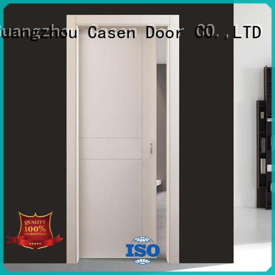 modern wooden doors interior white design Casen Brand modern doors