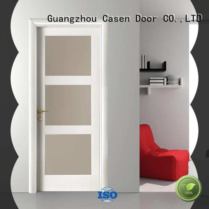 Casen wooden interior bathroom doors easy