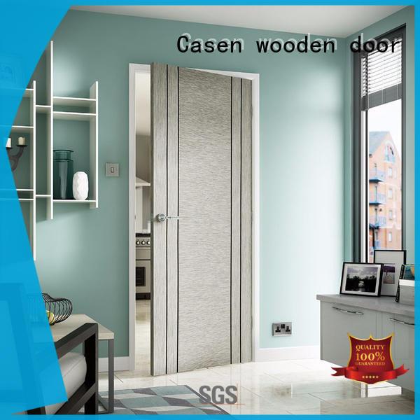 aluminium soundproof door hotelclassic Casen company