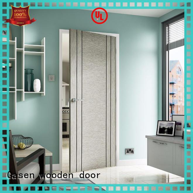 Casen high-end waterproof doors natural for house