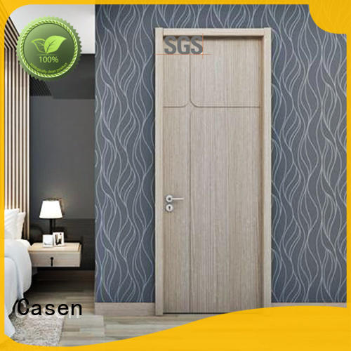 Casen chic interior wood doors cheapest factory price for kitchen