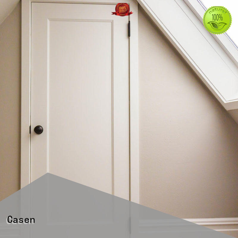 Casen free delivery mdf interior doors easy installation for decoration