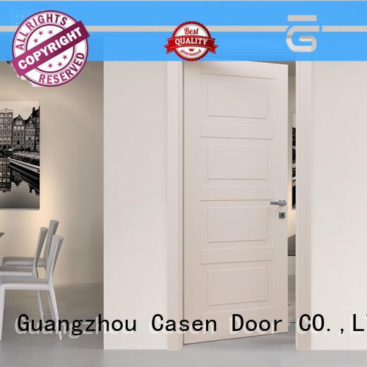 interior 4 panel doors white wood Casen