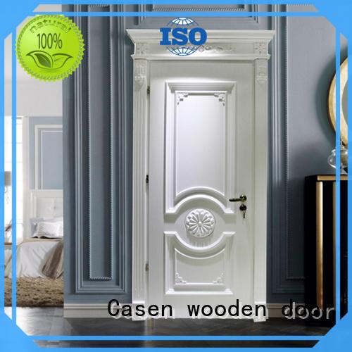 Casen wooden luxury wooden doors easy for bedroom