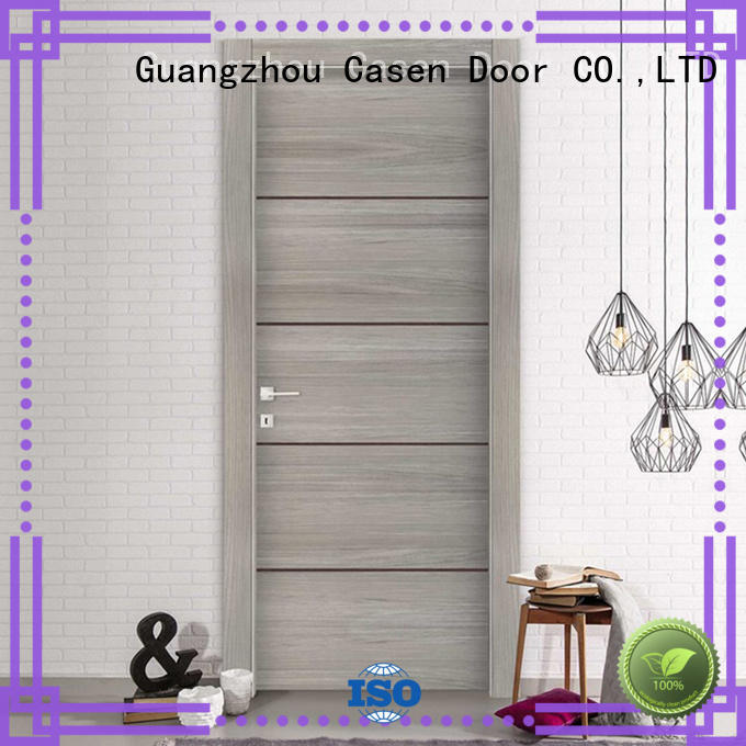modern glazed door glass aluminium for bathroom