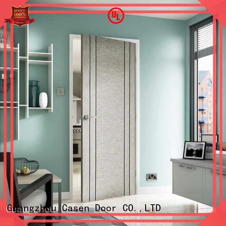 ODM soundproof door luxury simple for store