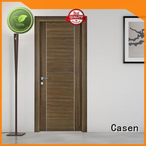 Casen high quality modern style front doors vendor for bathroom
