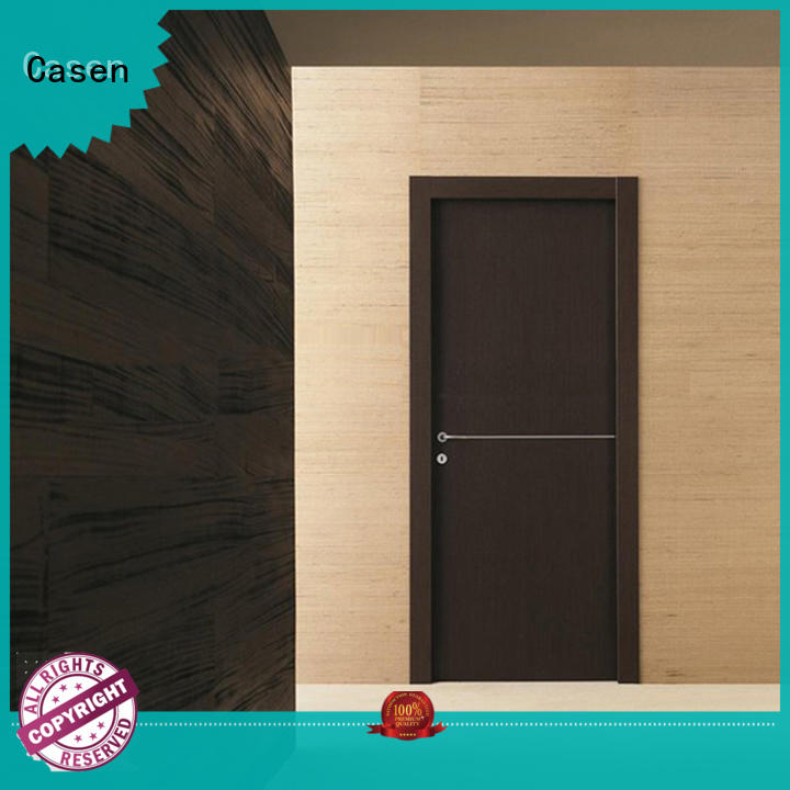 luxury soundproof interior door for hotel Casen