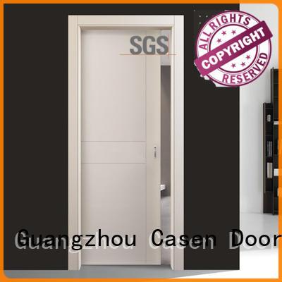 Casen funky custom interior doors wholesale for store decoration