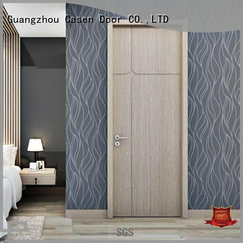 modern wooden doors flat modern Casen Brand modern doors