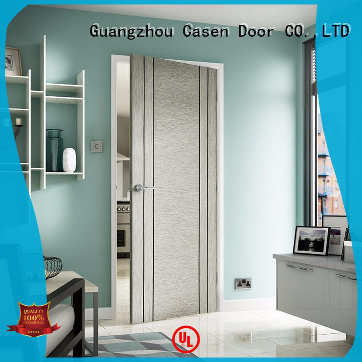 modern design finished interior doors custom for shop