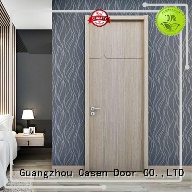 elegant simple door cheapest factory price for hotel Casen