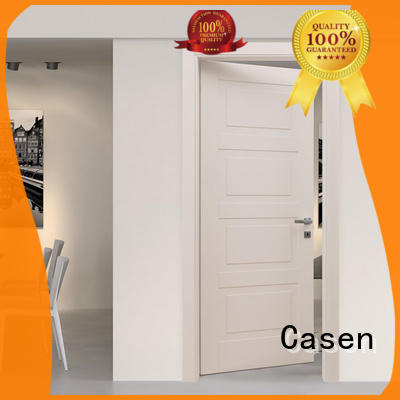 Casen high quality modern composite doors simple style for washroom