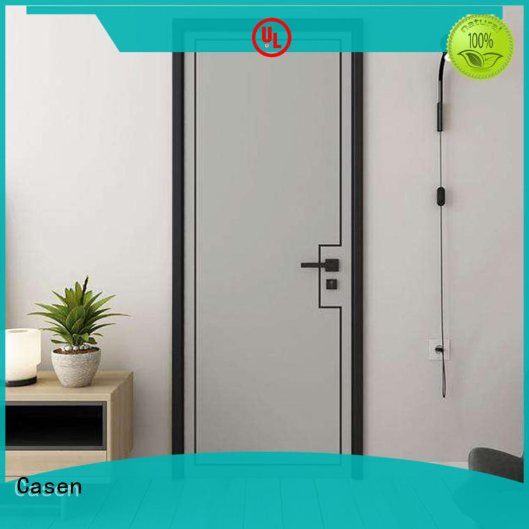 hdf moulded door flower hdf doors Casen Brand