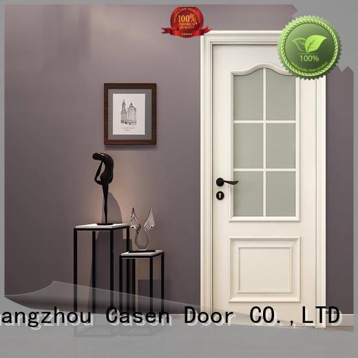 Casen wooden wooden door fashion for bathroom