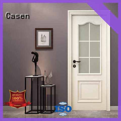 Casen american solid wood interior doors modern for living room